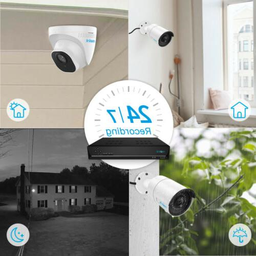 8CH 5MP Camera Outdoor Video RLK8-520B2D2