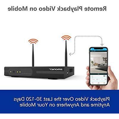 8CH Wireless,SMONET