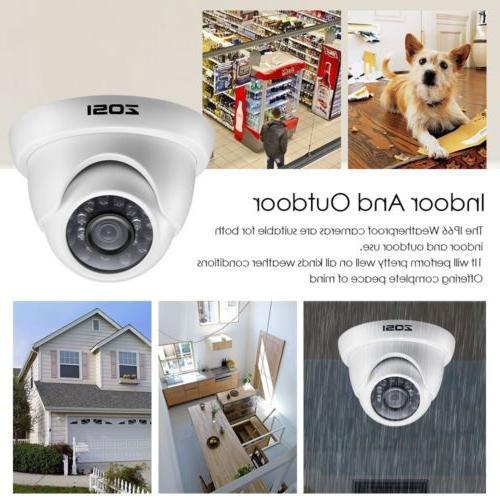 ZOSI DVR Outdoor CCTV Security