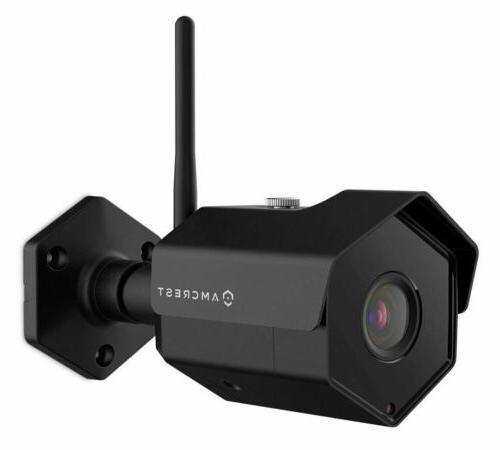 Amcrest IP2M-852B ProHD Outdoor 1080P WiFi Wireless IP Secur