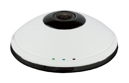D-Link Wireless Business 360-Degree HD Network Surveillance