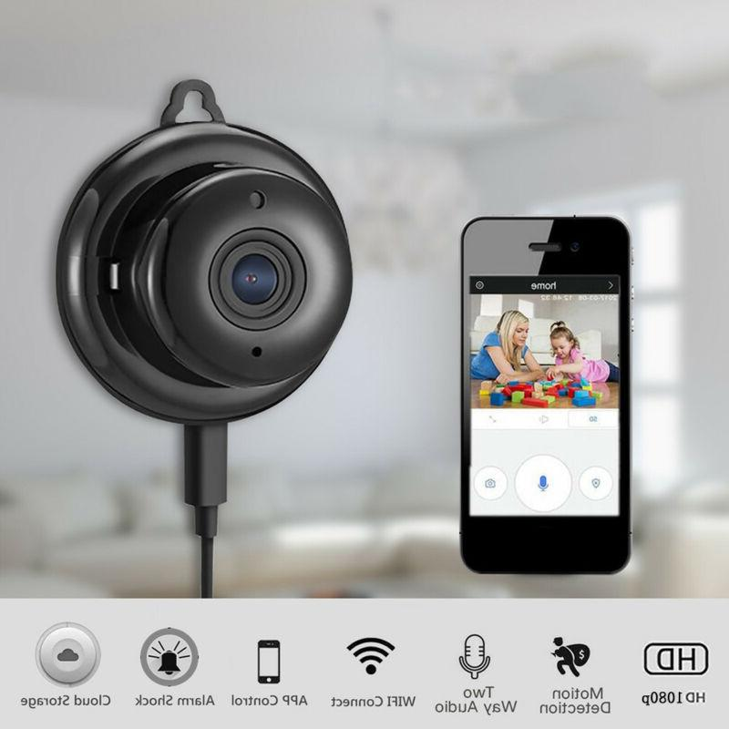 Digoo DG-MYQ WiFi IP Camera Cloud Storage 720P Smart Home Se