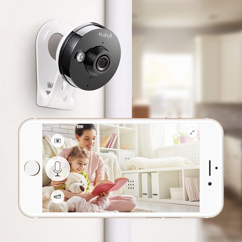 Funlux® 720P IP WiFi Way Audio Security Camera Night