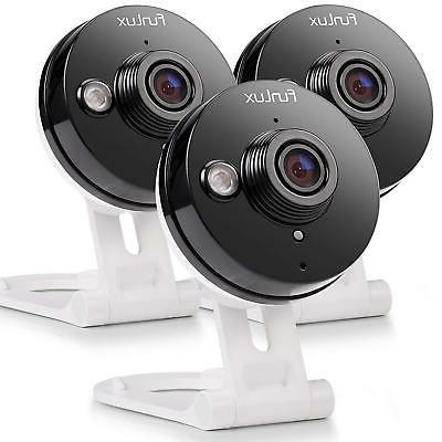 Funlux Wireless Two-Way Audio Home Security Camera  Smart HD