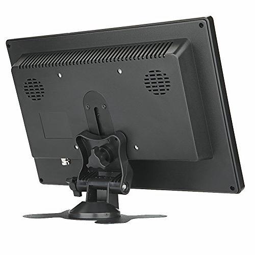 Loncevon-10.1 Laptop HDMI Port; ; Monitor HD with USB Port