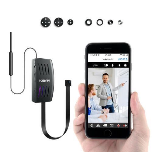 Mini Wifi Spy Camera HD 1080P Wireless Hidden Security Camer