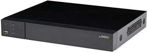 Q-See | 16-Channel 1080p HD DVR with Hard Drive | Security | Smartphones & Tablets Connect to Instant Black