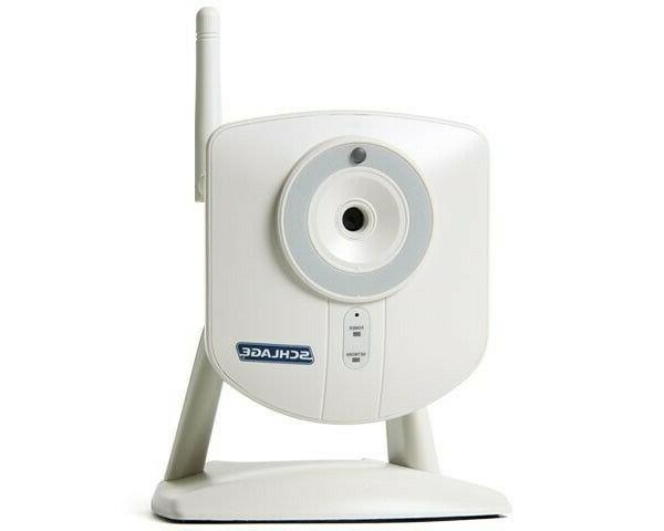 Schlage WCW100 Home Indoor Camera with Nexia Home Intelligen