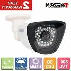 TMEZON HD 800TVL 30 IR-LEDs 960H CCTV Camera Home Security D