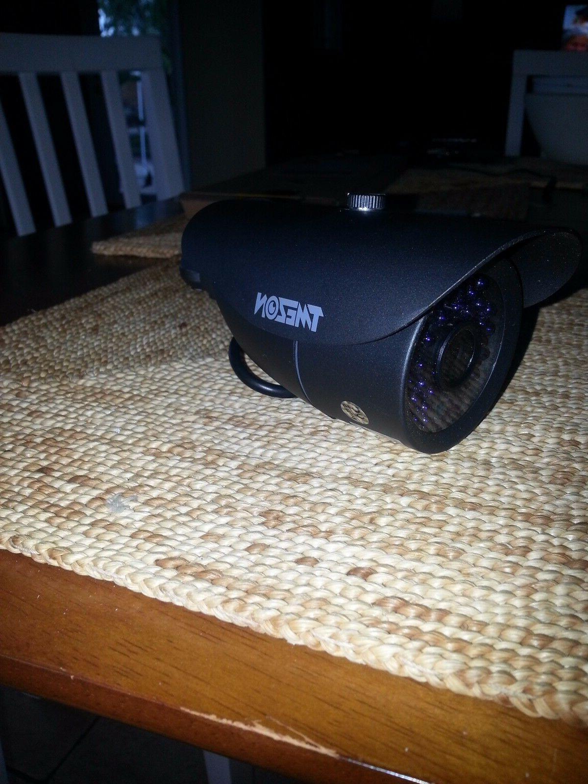TMEZON Hybrid HD 2.0MP 1080P AHD/CVI/TVI/960H 1000Tvl Bullet