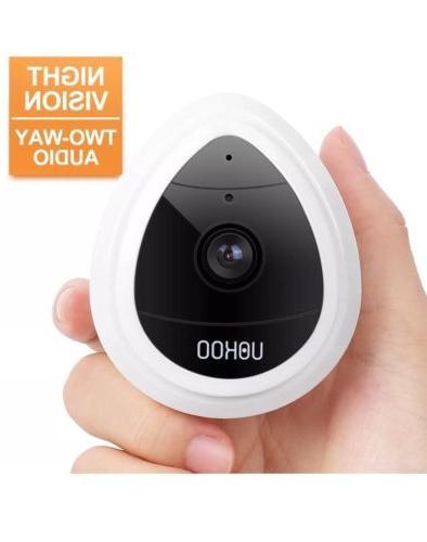 Wireless Security Camera, UOKOO 1280x720p Home Surveillance