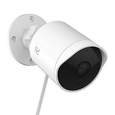 YI Technology YHS.3017 Outdoor Security Camera 3.9mm 1080p W