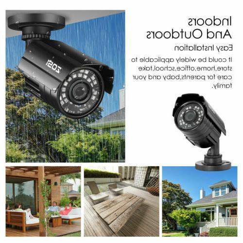 ZOSI 1080p 4in1 Surveillance Camera