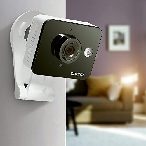 720p HD Wireless Indoor Home Security Camera Two-Way Audio