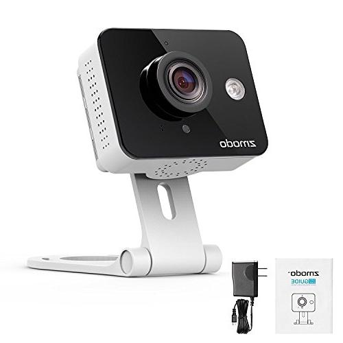 Zmodo New 720p HD Home Video Security Two-Way Audio