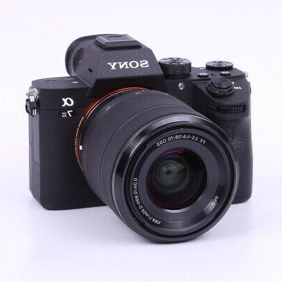 alpha a7 iii mirrorless digital camera body
