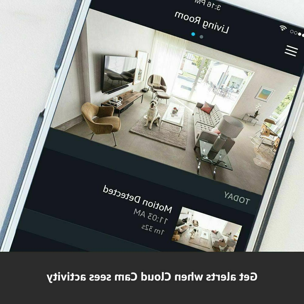 Amazon Cloud Camera, Key Works with @NEW@