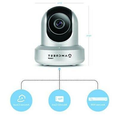 Amcrest ProHD WiFi Wireless IP Security Camera -