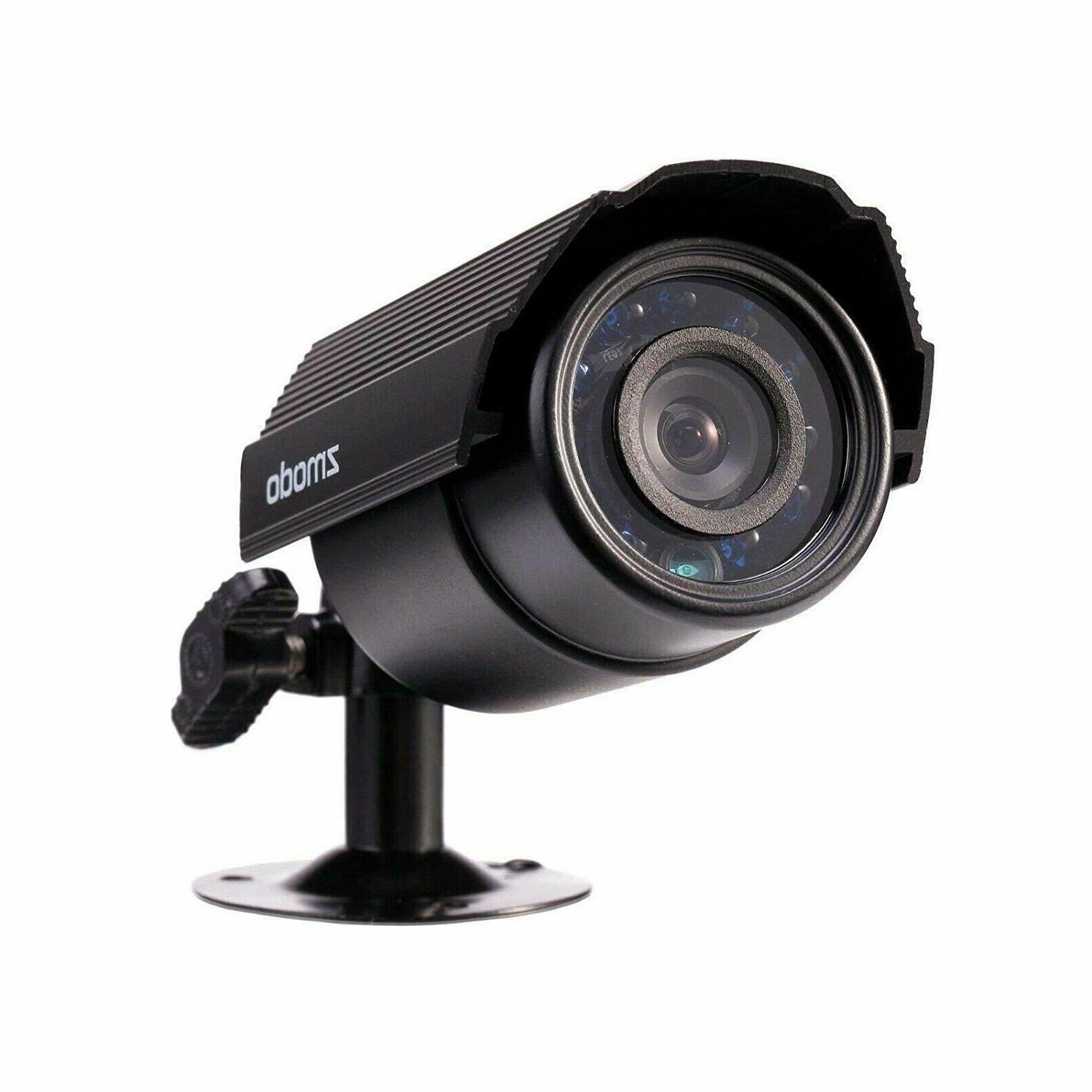 Zmodo 700TVL HD Bullet Security w/Night Vision