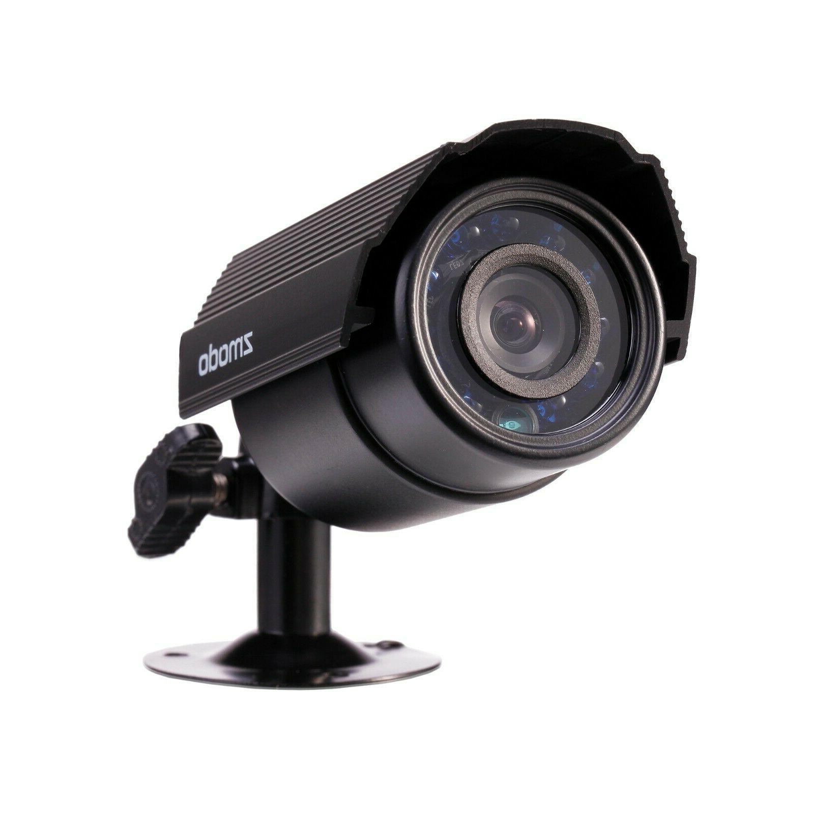 Zmodo Analog CCTV Security Cameras