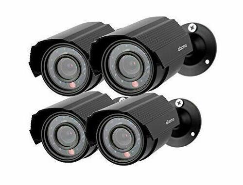 analog 700tvl outdoor bullet security cameras 4