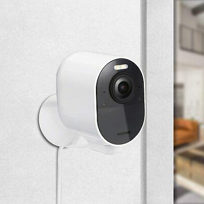 Arlo Ultra Indoor Cable Charging Security Camera by