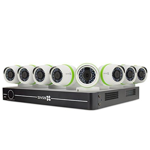 Ezviz 4-Channel 1080p System with HDD 4 Cameras