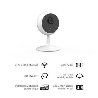 EZVIZ C1C 1080p Indoor Wi-Fi Mic