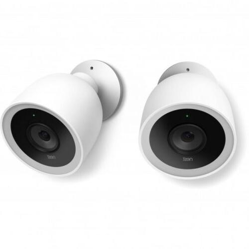 cam iq outdoor wireless camera white nc4101us