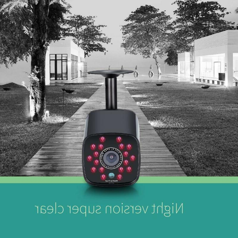 Camera Security Wireless 1080P Outdoor Indoor Night Vision