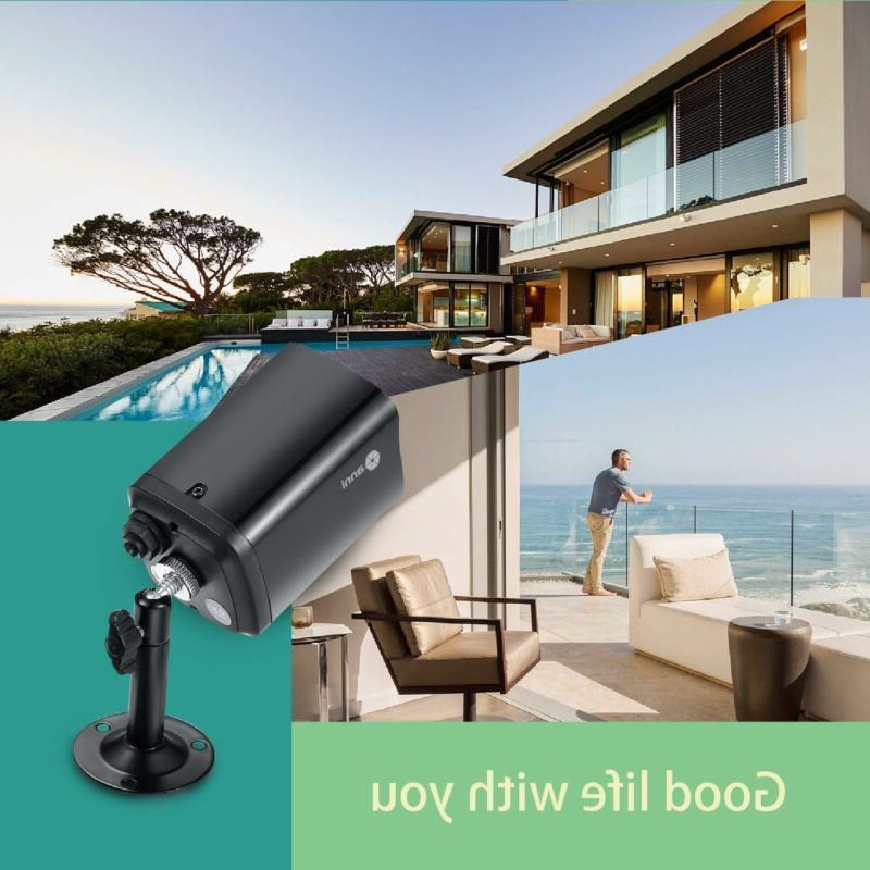 Camera Security Wireless 1080P Vision Weatherproof