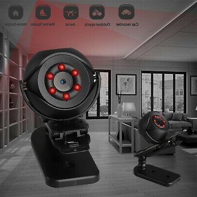 Mini HD 1080P 360° IP Camera IR Night Vision Wireless Secur