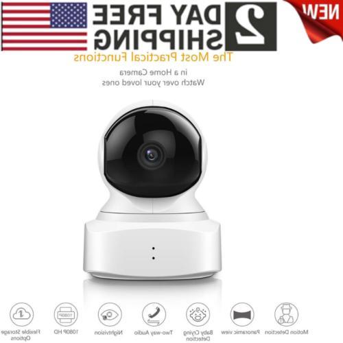 YI Cloud Home Camera, 1080P HD Wireless IP Security Camera P