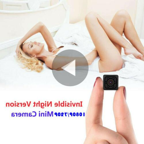 Cop Cam Security Camera 32Gb Card Motion FHD1080 Night Visio