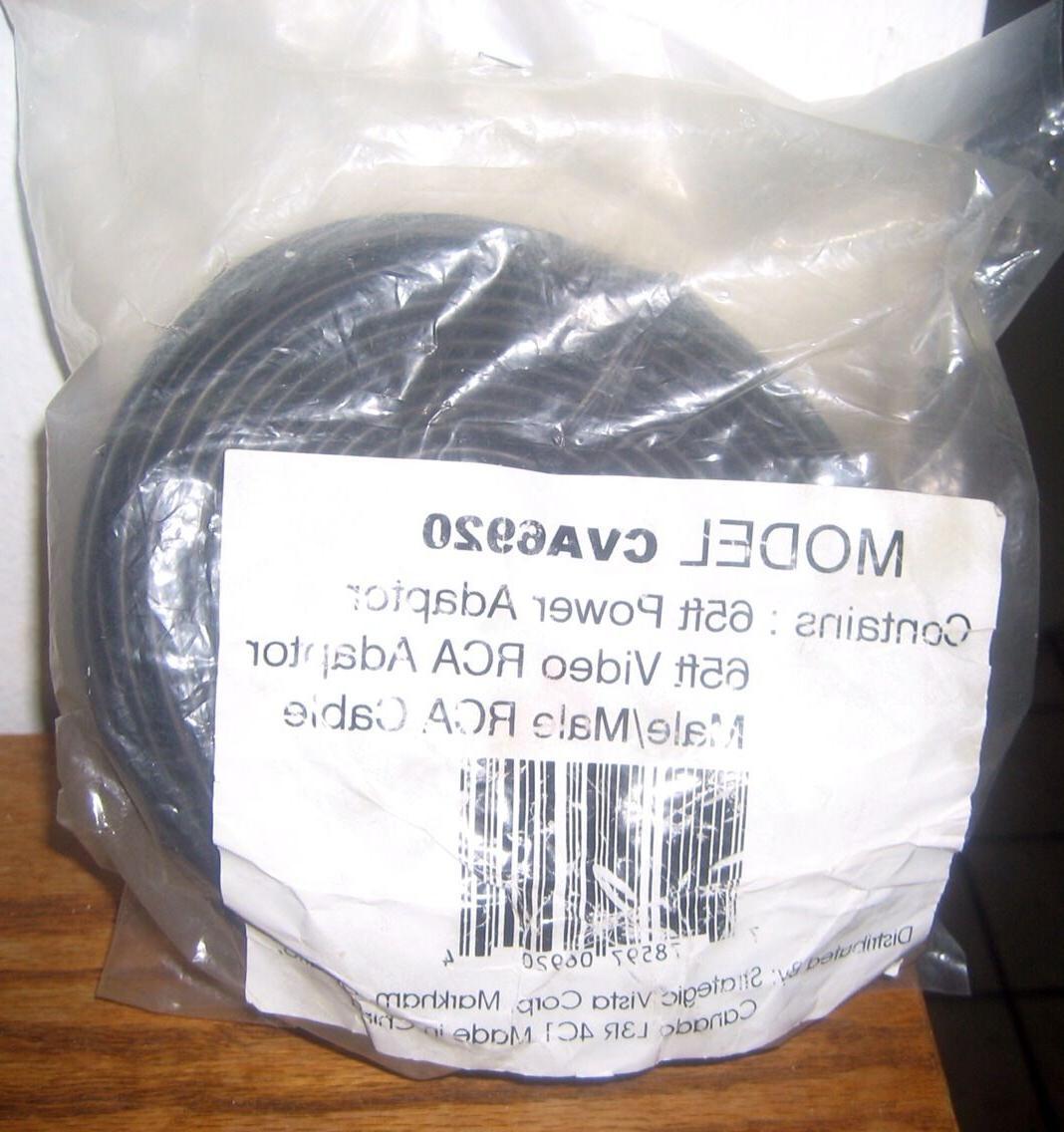 Lorex CVA-6920 65-Foot Extension Cable