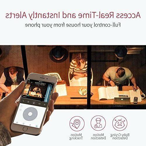 YI HD Wireless Security Surveillance 720p Vision