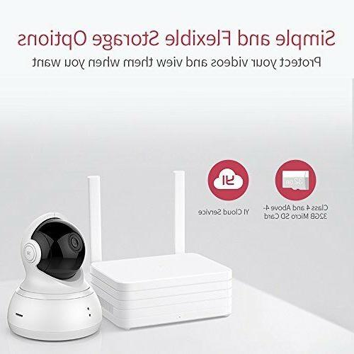 YI Camera 360° HD Home Wireless IP Security Vision