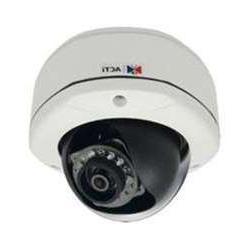 ACTi E73A - Network surveillance camera - dome - outdoor - v