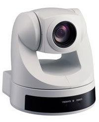Sony EVI-D70 Color PTZ Camera with Power supply and Remote C