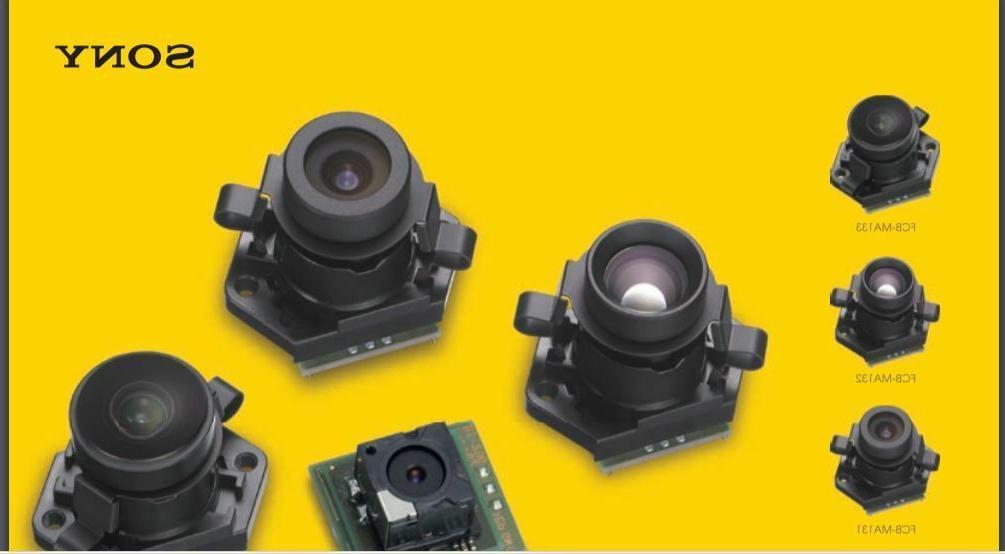Sony FCB-MA132 Miniture US MIL Spec. Color Block NEW - NIB S