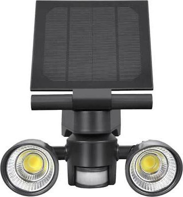 floodlight with solar panel for blink xt