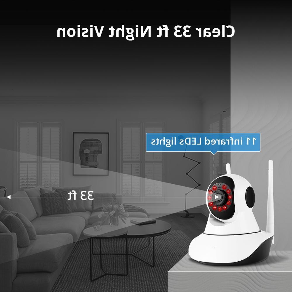 <font><b>ANNKE</b></font> 1080P <font><b>Camera</b></font> Wireless <font><b>Camera</b></font> Night CCTV <font><b>Camera</b></font>