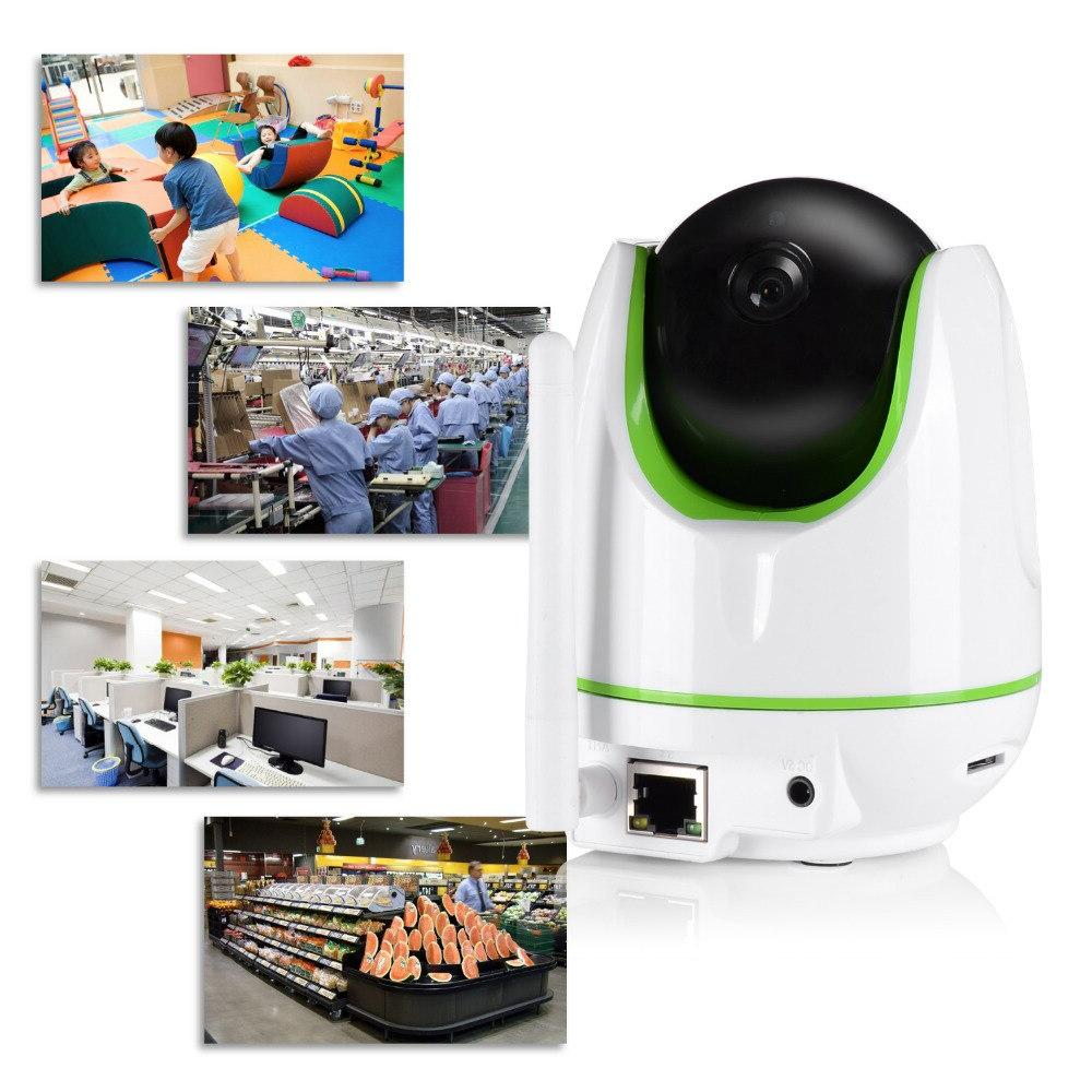<font><b>ANNKE</b></font> 960P Wireless WiFi Pan/Tilt Network Night Vision <font><b>Camera</b></font>