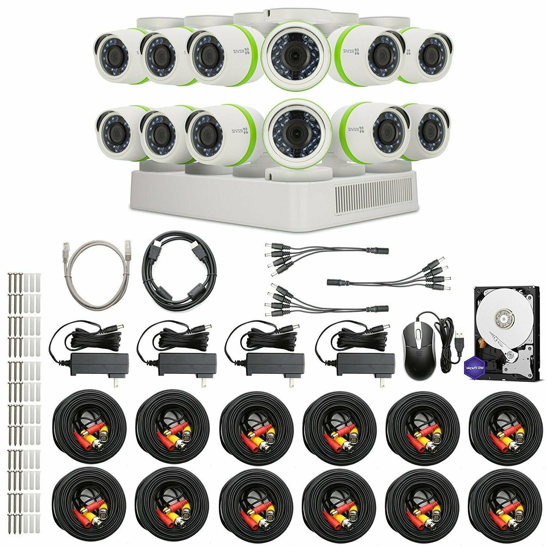 Ezviz FULL 1080p 12 channel Surveillance Security HDD