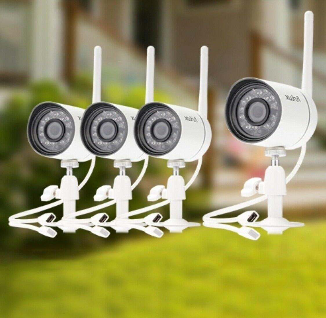 Funlux Camera System Smart Indoor PACK