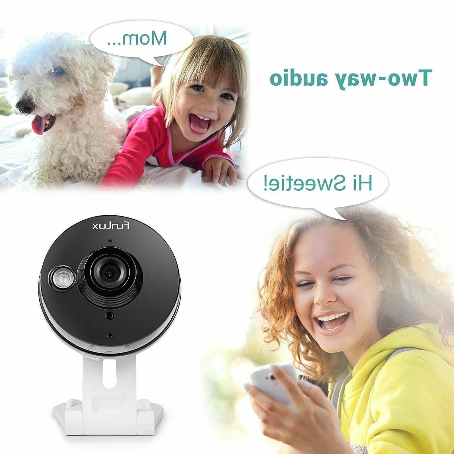 Funlux Wireless Home HD IP Cam 2