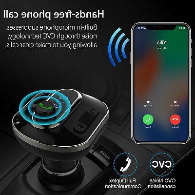 Wireless Car AUX FM USB