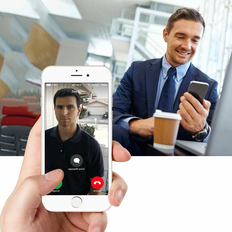 Zmodo WiFi Video Doorbell