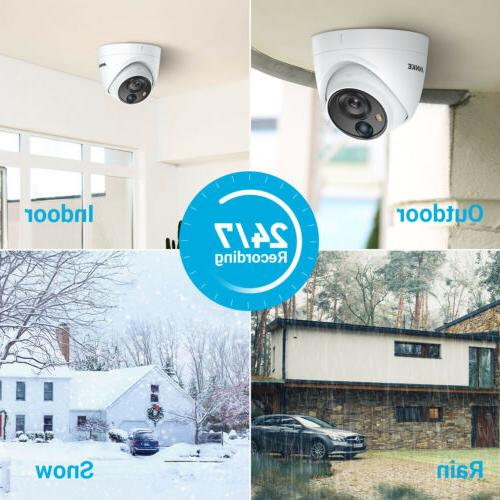ANNKE 5MP Video Outdoor Security Camera IP67