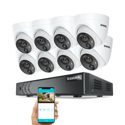 ANNKE H.265+ 5MP Video Outdoor Security IP67